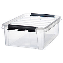 Buy Orthex SmartStore Classic Plastic Storage Box (21L) Online at johnlewis.com
