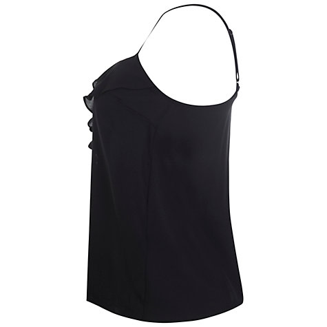 Buy Miss Selfridge Ruffle Cami Top Online at johnlewis.com