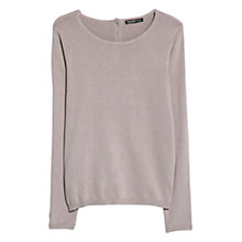 Buy Mango Embossed Polka Dot Jumper Online at johnlewis.com