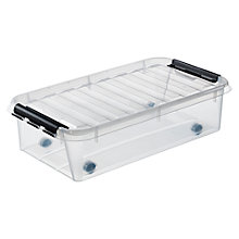 Buy Orthex SmartStore Classic 70 Plastic Storage Box (31L) Online at johnlewis.com