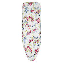 Buy John Lewis Blue Birds Ironing Board Cover Online at johnlewis.com