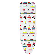 Buy John Lewis Cakes Ironing Board Cover Online at johnlewis.com