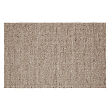 Buy John Lewis Bergen Rug, Mole Online at johnlewis.com