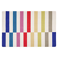 Buy John Lewis Multi Ladder Rug Online at johnlewis.com