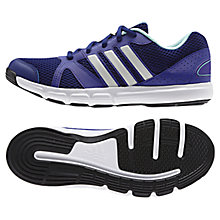 Buy Adidas Essential Star II Women's Training Shoes, Purple Online at johnlewis.com