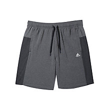 Buy Adidas Climacool Training Shorts, Night Grey Online at johnlewis.com