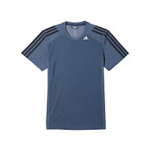 Buy Adidas Clima Cool Crew Neck T-Shirt Online at johnlewis.com