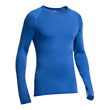 Buy Icebreaker Everyday Long Sleeve Crewe Base Layer Online at johnlewis.com