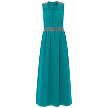 Buy Rise Dionne Embellished Maxi Dress Online at johnlewis.com