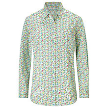 Buy John Lewis Poppy Print Shirt, Multi Online at johnlewis.com