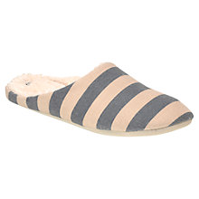 Buy Radley Maze Hill Mule Slippers, Grey Online at johnlewis.com