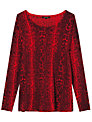 Gérard Darel Knitted Top, Red