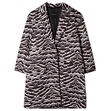 Buy Gérard Darel Cleopatre Coat, Grey Online at johnlewis.com