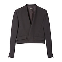 Buy Gérard Darel Valentine Jacket, Black Online at johnlewis.com