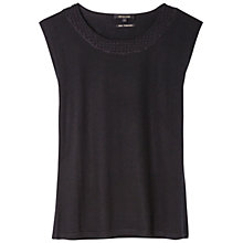 Buy Gérard Darel Wool Knitted Top, Black Online at johnlewis.com