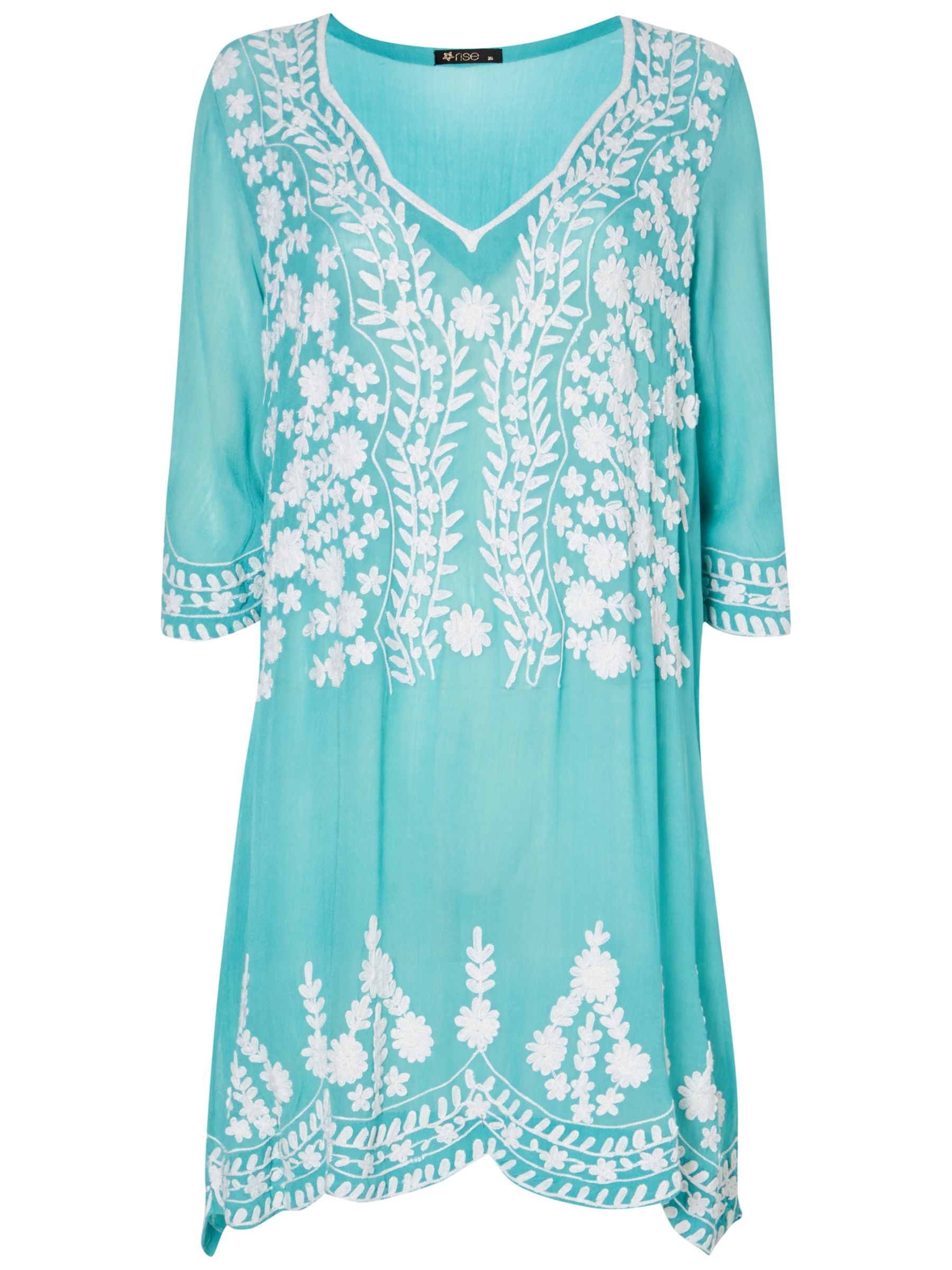 rise aryan dress, rise, aryan, dress, green, clearance, womenswear offers, womens dresses offers, women, womens dresses, special offers, inactive womenswear, aw14 trends, touch-me texture, 1645445
