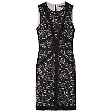 Buy Gérard Darel Lace Dress, Black Online at johnlewis.com