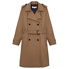 Buy Gérard Darel Camel Coat, Camel Online at johnlewis.com