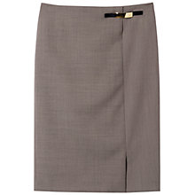 Buy Gérard Darel Wool Skirt, Beige Online at johnlewis.com