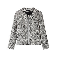 Buy Gérard Darel Vanina Jacket, Black Online at johnlewis.com