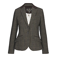 Buy Barbour Nutwell Blazer, Olive Online at johnlewis.com
