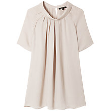 Buy Gérard Darel Smock Shirt, Beige Online at johnlewis.com