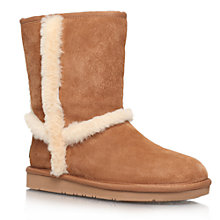 Buy UGG Carter Suede Calf Length Boots Online at johnlewis.com