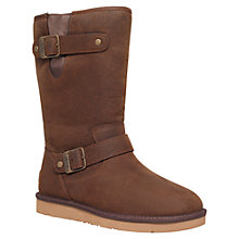 Buy UGG Sutter Leather Calf Boots Online at johnlewis.com