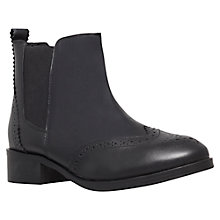 Buy Carvela Tudor Leather Ankle Boots Online at johnlewis.com