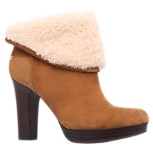 Buy Ugg Dandylion II Suede Ankle Boots Online at johnlewis.com