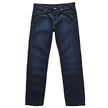 Buy JOHN LEWIS & Co. Lowland Straight Jeans, Indigo Online at johnlewis.com