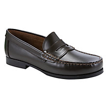 Buy Start-rite Children's Penny Loafers, Brown Online at johnlewis.com
