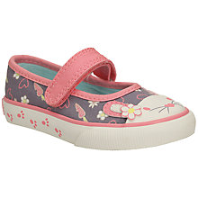 Buy Clarks Children's Halcy Shoes Online at johnlewis.com