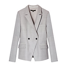 Buy Gérard Darel Vera Jacket, Grey Online at johnlewis.com