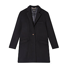 Buy Gérard Darel Claire Coat, Black Online at johnlewis.com
