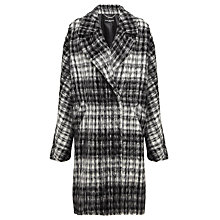 Buy Four Seasons Check Wrap Coat Online at johnlewis.com