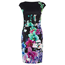 Buy Coast Arya Dress Petite, Multi Online at johnlewis.com