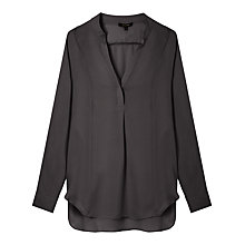 Buy Gérard Darel Shirt, Grey Online at johnlewis.com