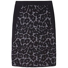 Buy Gérard Darel Wool Knitted Skirt, Grey Online at johnlewis.com