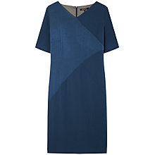 Buy Gérard Darel Romane Dress, Petrol Blue Online at johnlewis.com