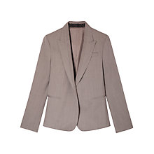 Buy Gérard Darel Ventura Wool Jacket, Beige Online at johnlewis.com