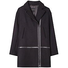 Buy Gérard Darel Camille Coat, Black Online at johnlewis.com