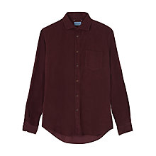 Buy Jigsaw Soft Cord Slim Long Sleeve Shirt Online at johnlewis.com