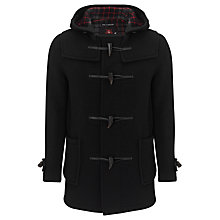 Buy Gloverall Mid Length Duffle Coat Online at johnlewis.com