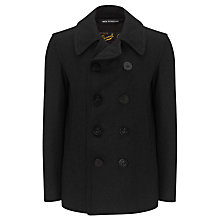 Buy Gloverall Double Breasted Reefer Jacket Online at johnlewis.com