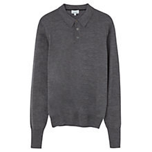 Buy Jigsaw Fine Merino Polo Shirt Online at johnlewis.com