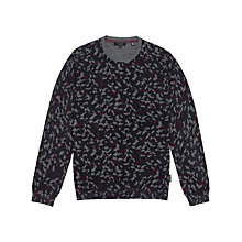 Buy Ted Baker Rosslea Crew Neck Jumper Online at johnlewis.com