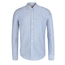 Buy Levi's Classic One Pocket Shirt, End on End True Blue Online at johnlewis.com