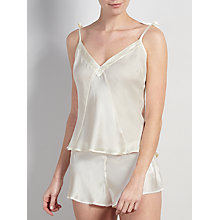 Buy Somerset by Alice Temperley Gatsby Cami & Short Set, Ivory Online at johnlewis.com