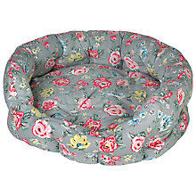 Buy Cath Kidston Rainbow Rose Dog Bed Online at johnlewis.com